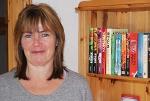Hausverwalterin Frau Riedel