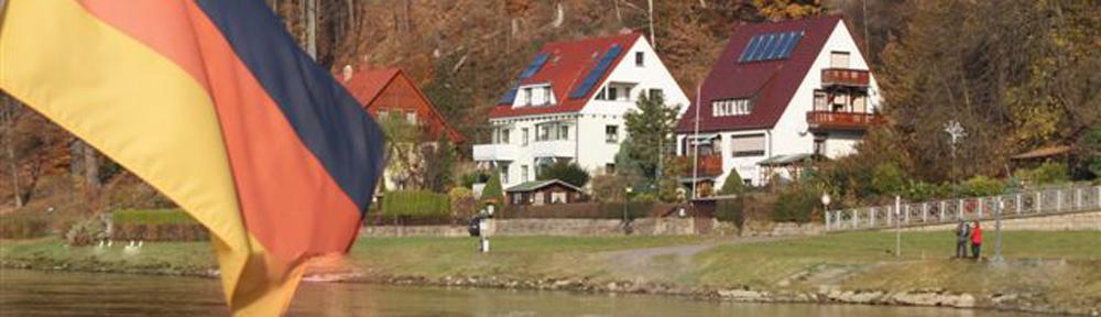 Ferienwohnungen im Kurort Rathen