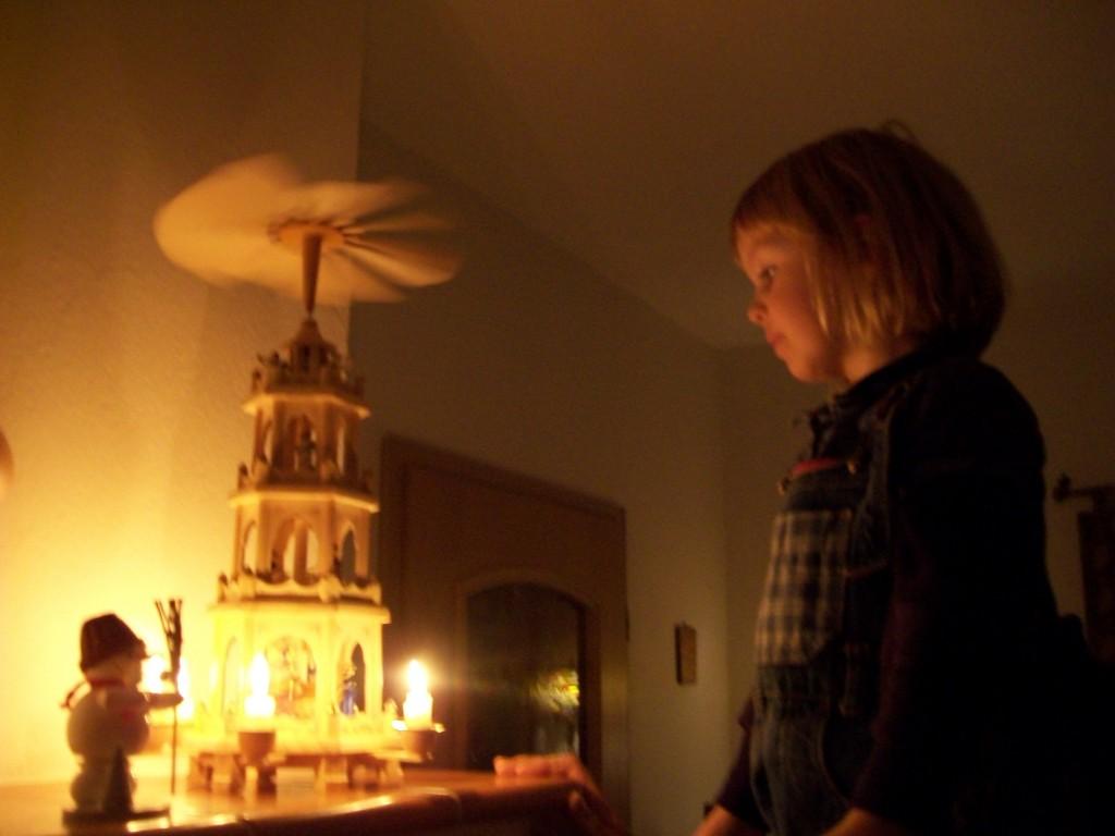 Weihnachten im Haus Heidi Rathen